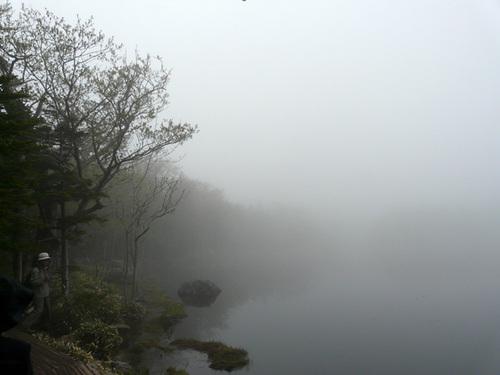 知床五湖・・一湖
